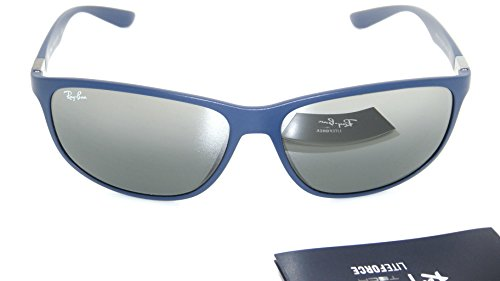 86f29f8556 Authentic Ray-Ban Tech Liteforce RB 4213 616188 61mm Matte Dark Blue ...