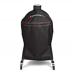 Kamado Joe KJ-GC23BWFS Updated Classic Grill Cover, Black
