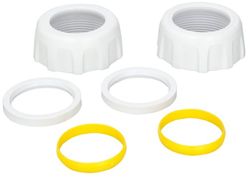 UPC 610377186827, Hayward GLX-DIY-CCN2 2-Inch Plumbing Nuts, Ring and Collar Replacement for Hayward Salt and Swim Salt Chlorination System