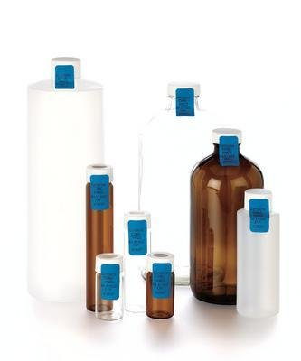 PP14040CEP.2HA - Clear Vial, with 0.2 mL 1:1 HCl - Chemically-Preserved Environmental Sample Containers, Thermo Scientific - Case of 72