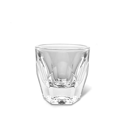 VERO 4.25 oz. Cortado Glass - Clear