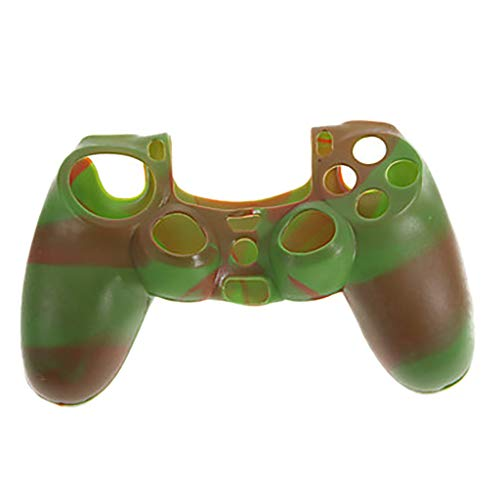 Kanzd Silicone Rubber Case Skin Grip Cover for Playstation 4 PS4 Controller (I) (Xbox 360 Controller Kabel)
