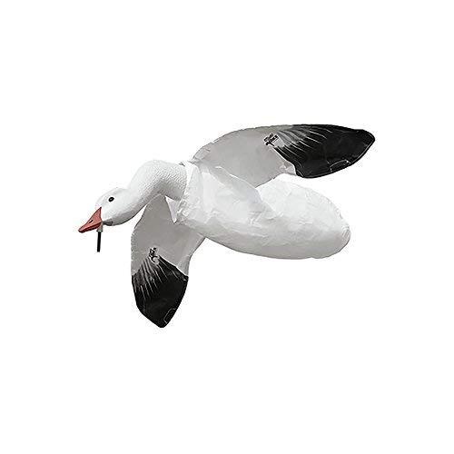 - White Rock Decoys Deck Boss Flying Snow Goose Decoy FLYSG