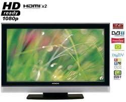 Hitachi L37V01 - Televisión, Pantalla 37 pulgadas: Amazon.es: Electrónica