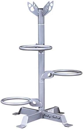 Body-Solid Medicine Ball Rack GMR5