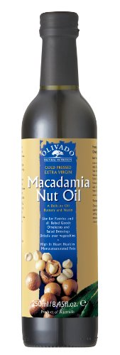 Olivado Extra Virgin Macadamia Nut Oil, 1.34 Pound
