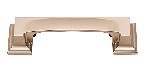 Atlas Knobs And Pulls - Atlas Homewares 339-CM Sutton Place Bin Cup Pull, Champagne