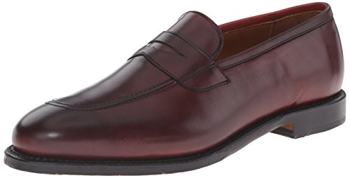 - Allen Edmonds Men's Lake Forest Penny Loafer, Oxblood, 11.5 D US