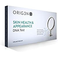 ORIG3N Genetic Home Mini DNA Test Kit, Skin Health &...