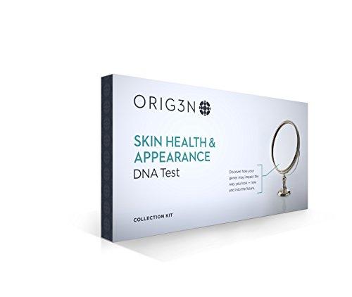 ORIG3N GeneticHome Mini DNA Test Kit, Skin Health & Appear