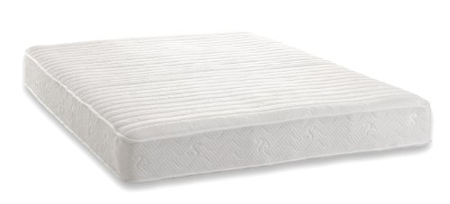 Signature Sleep Contour 8 Inch Independently Encased Coil Mattress with Low VOC CertiPUR-US Certified Foam, 8 Inch King Coil Mattress - Available in Multiple Sizes