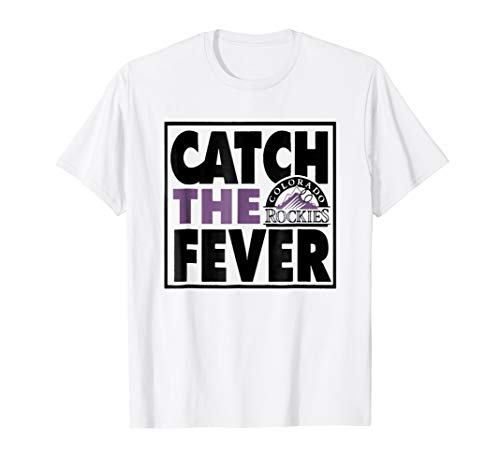 Catch The Rockies Fever Baseball Fans (Catch Baseball)