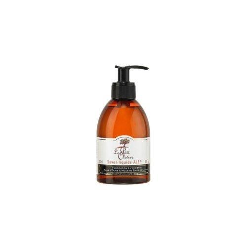 Aleppo Liquid Soap (300ml) x 3 Pack Saver Deal by Le Peti...