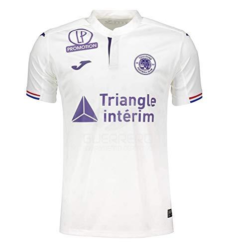 JOMA 2018-2019 Toulouse Away Football Shirt