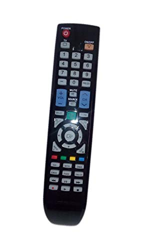 UIUIUS Replaced Remote Control Compatible for Samsung UN55B6000VF BN59-00856A LN32B650 LN32B530P7FUZA LN52A650A1RXZL LN40B540P8FXZC HL72A650C TV