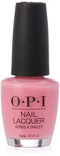OPI Nail Lacquer, I Think In Pink