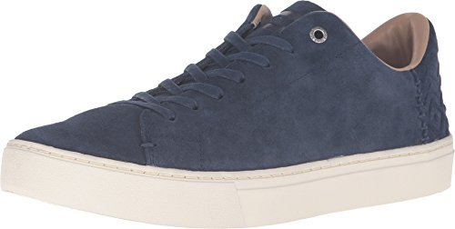 Toms Shoes Lenox Sneakers Navy Suede Mens ()