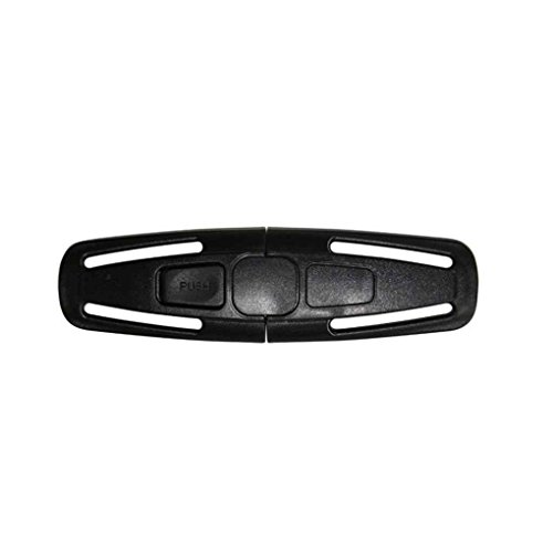 Windy5 Baby Safe Lock Automobile Children Clip Buckle Latch Safety Seats Chair Straps Belt Harness Knots:
