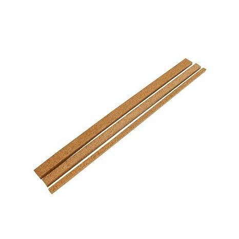 Para Juntas corcho natural de dilatación, 900 x 10 x 22 mm (25 unidades