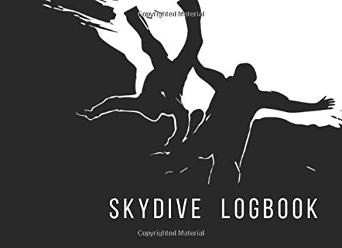 Skydive Log Book por Anakena Publishing