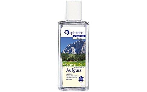 spitzner Sauna Infusion Alpine herbs 190 ml