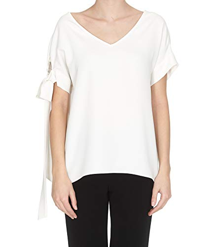 Blouse D311095002 a r Blanco Mujer o P Algodon h s qaPOZzww6
