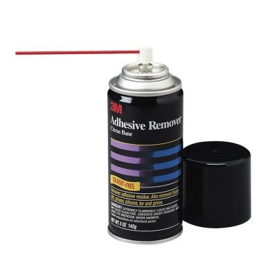 3M 6040 ADHESIVE REMOVER Net Weight 5 Ounce,Can size 6.25 fluid ounce product image