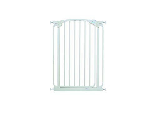 Cheap Dreambaby Chelsea Extra Tall Auto Close Security Gate in White