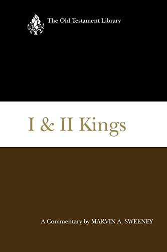 I & II Kings (2007): A Commentary (Old Testament Library)