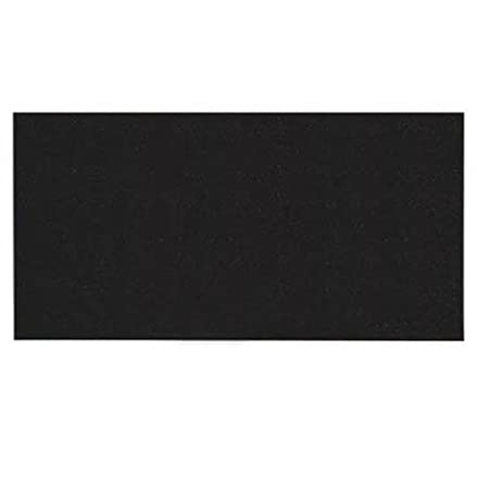 8 Inch by 4 Inch Black Self-Adhesive Nylon for Jackets//Tents//Umbrella by Beaulegan Repair Patch