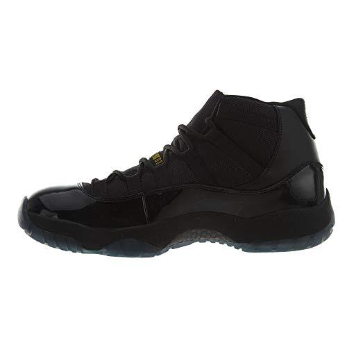 Retro Noir Homme Chaussures EU Sport Jordan Université Gamma Noir 11 Air de Noir Bleu Noir 44 Nike Noir Bleu Jaune twFTqR0n