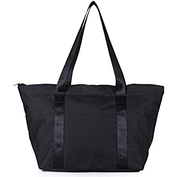 Amazon.com  Extra Large Travel Day Tote Bag Heavy Duty Cotton Twill ... b675a8a3acea5