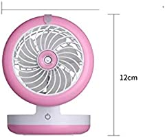 Air Conditioning Mini Fan Spray Cooling Bed Student Dormitory USB Rechargeable Portable Portable Small Fan