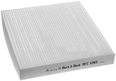 BORG /& BECK OIL FILTER FOR FORD RANGER PICKUP 2.2 110KW