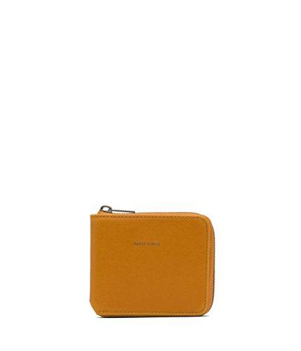Matt & Nat Watson Handbag, Vintage Wallets Collection, Shine (Yellow)