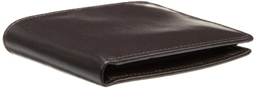 Perry Ellis Men's Gramercy Passcase Wallet, Brown, One Size