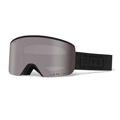 Giro Axis Asian Fit Snow Goggles Black Bar - Vivid Onyx/Vivid Infrared ()