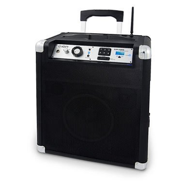 Block Rocker Explorer Sound System w/ Bluetooth (Certified Refurbished) by ION Audio