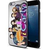 iCarly kids tv series walpaper For iPhone 6 plus /6s Plus Black case