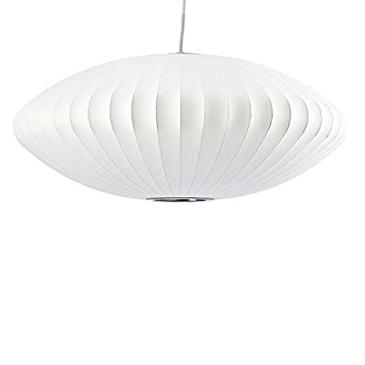 Modernica SAUCER-LAMP-LG George Nelson LARGE Saucer Bubble Pendant Lamp Large
