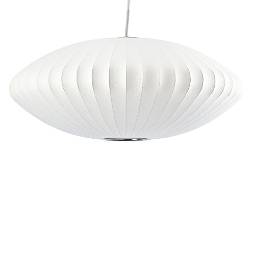 george nelson lighting. beautiful lighting saucer lamp george nelson bubble pendant medium  amazoncom inside lighting