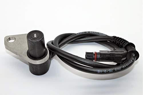 DAKAtec 410103 ABS Sensor Front Axle Left: