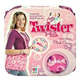 Twister Pink Game with Exclusive Ultracool Plush Carry Bag