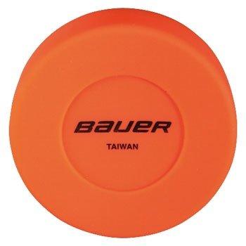 De Hockey Puck Orange