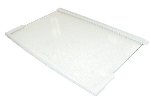 Baumatic Beko Belling Frigidaire Gorenje SMEG Stoves Kühlschrank Gefrierschrank Glasregal W/White Trim. Original Teilenummer 613187