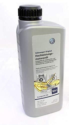 Volkswagen VW G 052 195 M2 Original LongLife III 5W-30 ...