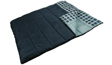 American Trails Adam and Eve 2 Person Sleeping Bag, Outdoor Stuffs