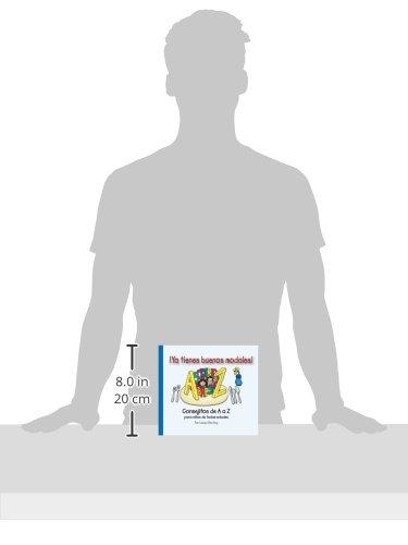 Consejitos de A a Z para niños de todas edades (Youve Got Manners series) (Spanish Edition): Louise Elerding, Caradawn Holter: 9780972923736: Amazon.com: ...