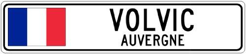 volvic-auvergne-france-flag-city-sign-9x36-quality-aluminum-sign