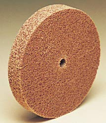 20/PK 3M Scotch-Brite 03727 Cut and Polish Unitized Wheel 3 Inch X 1/8 Inch X 1/4 Inch 7A MED // 7000045875 by APD-Incorporated